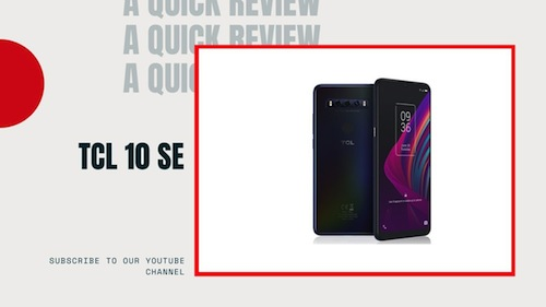 TCL 10 SE Specification in Nigeria