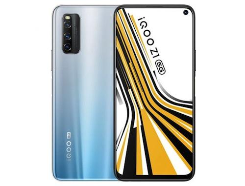 Vivo iQOO Z1x 5G Specifications & Price in Nigeria tech nigeriantech.com.ng