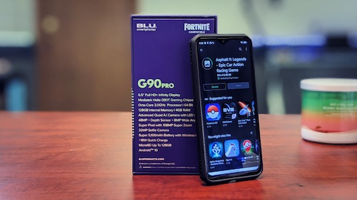 BLU G90 Pro Specifications & Price in Nigeria tech Nigeriantech.com.ng