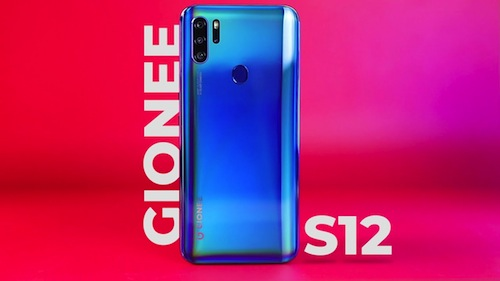 Gionee S12 Lite Specifications in Nigeria Nigeriantech.com.ng
