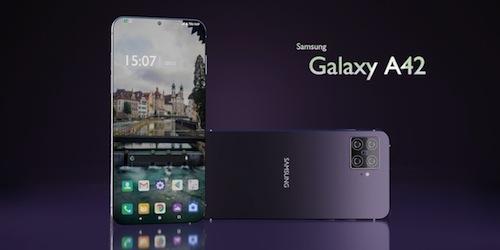 Samsung Galaxy A42 Specification & Price in Nigeria nigeriantech.com.ng