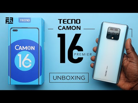 Tecno Camon 16 Pro Specifications & Price in Nigeria nigeriantech.com.ng