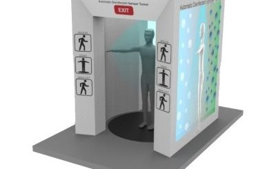 Disinfectant Tunnel in Nigeria, Product list & Distributor Contact nigeriantech.com.ng