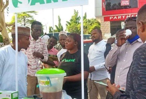 Sante Barley- Benefits & Distributor contact in Nigeria Nigeriantech.com.ng