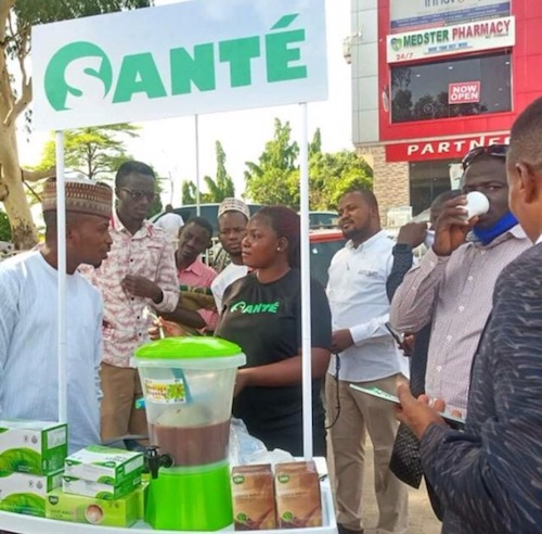 Sante Barley- Benefits & Distributor contact in Nigeria Nigeriantech.com.ng