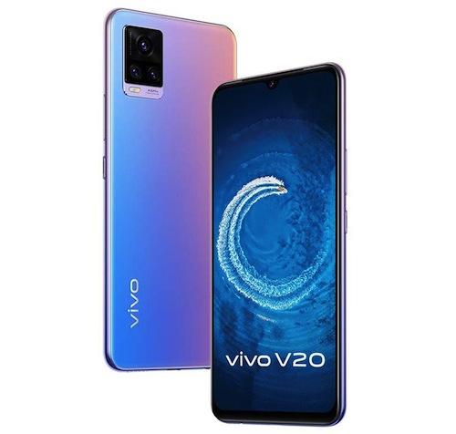 Vivo V20 2021 Specifications & Price in Nigeria tech nigeriantech.com.ng
