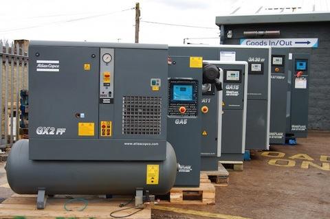 Atlas Copco Air Compressors & Distributor Contact in Nigeria atl Nigeriantech.com.ng