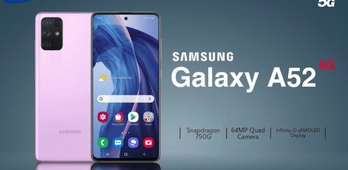 Samsung Galaxy A52 5G Specifications & Price in Nigeria nigeriantech.com.ng