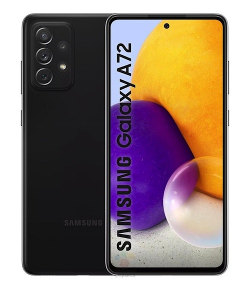 Samsung Galaxy A72 Price & Specifications in Nigeria 72 nigeriantech.com.ng