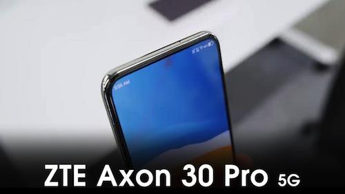 ZTE Axon 30 Pro 5G Specifications & Price in Nigeria ZTE nigeriantech.com.ng