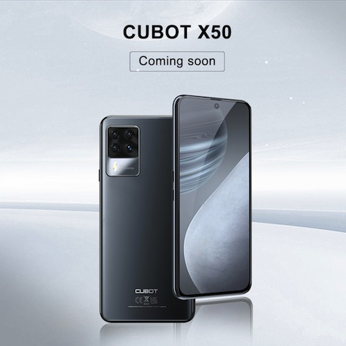Cubot X50 Specifications & Price in Nigeria x50 nigeriantech.com.ng