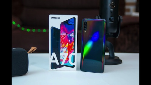 Samsung Galaxy A70 Specifications & Price in Nigeria speaker nigeriantech.com.ng