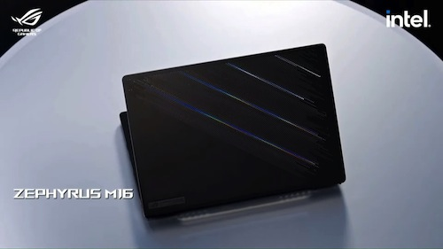 Asus ROG Zephyrus M16 Laptop Specifications & Price in Nigeria intel nigeriantech.com.ng