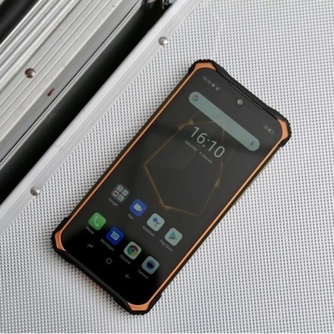 Doogee S86 Pro Specifications & Price in Nigeria s86 Nigeriantech.com.ng