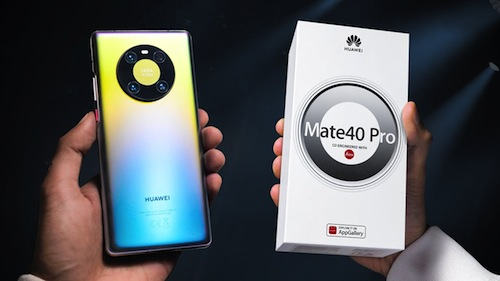 Huawei Mate 40 Pro 4G Specifications & Price in Nigeria 40 pro Nigeriantech.com.ng