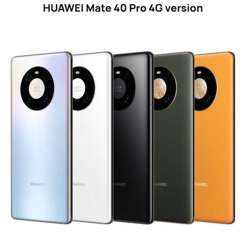 Huawei Mate 40 Pro 4G Specifications & Price in Nigeria nigeriantech.com.ng