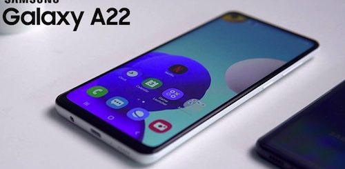Samsung Galaxy A22 Specifications & Price in Nigeria A22 nigeriantech.com.ng