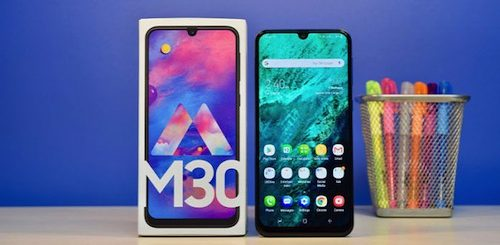 Samsung Galaxy M30S Specifications & Price in Nigeria Nigeriantech.com.ng