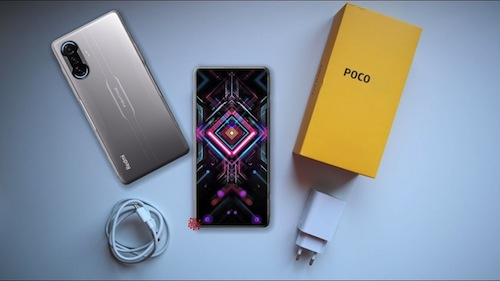 Xiaomi Poco F3 GT Specifications & Price in Nigeria poc nigeriantech.com.ng