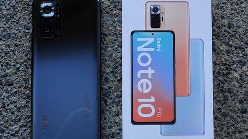 Xiaomi Redmi Note 10 Pro Specifications & Price in Nigeria Nigeriantech.com.ng