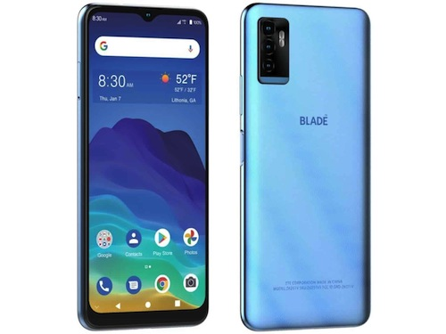 ZTE Blade 11 Prime Specifications & Price in Nigeria 8 Nigeriantech.com.ng