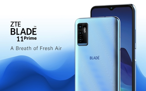 ZTE Blade 11 Prime Specifications & Price in Nigeria nigeriantech.com.ng