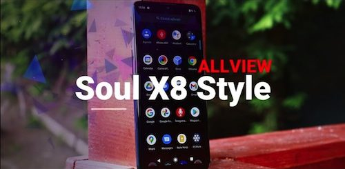 Allview Soul X8 Style Specifications in Nigeria nigeriantech.com.ng