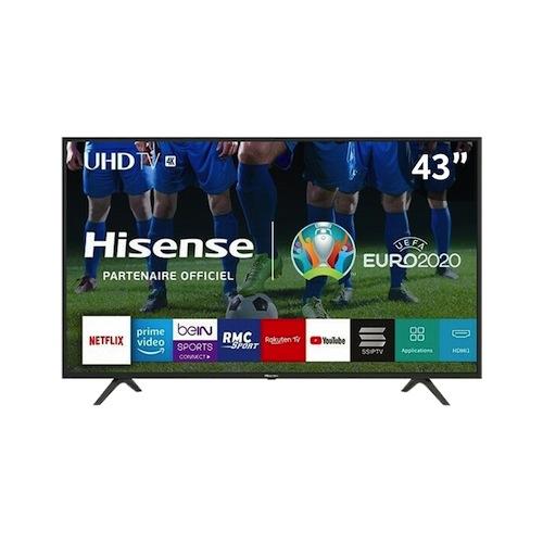 Hisense B7100 Smart 4K UHD Tv Specifications & Price in Nigeria nigeriantech.com.ng