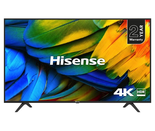 Hisense B7100 Smart 4K UHD Tv Specifications & Price in Nigeria nth