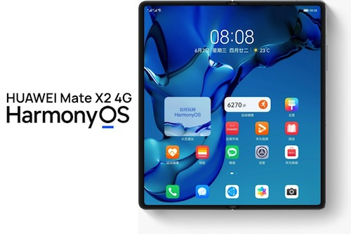 Huawei Mate X2 4G Specifications & Price in Nigeria nigeriantech.com.ng