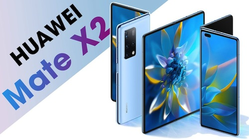 Huawei Mate X2 4G Specifications & Price in Nigeria x2 nigeriantech.com.ng