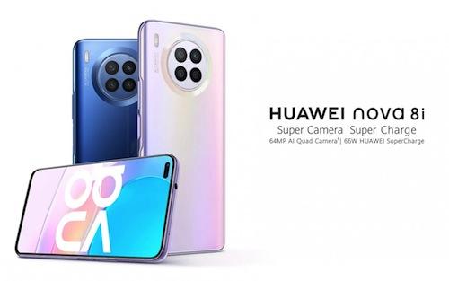Huawei Nova 8i Specifications & Price in Nigeria nigeriantech.com.ng