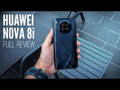 Huawei Nova 8i Specifications & Price in Nigeria nth nigeriantech.com.ng