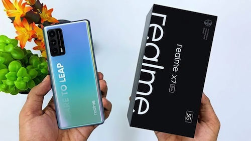 Oppo Realme X7 Max 5G:GT Neo Specifications & Price in Nigeria Nigeriantech.com.ng