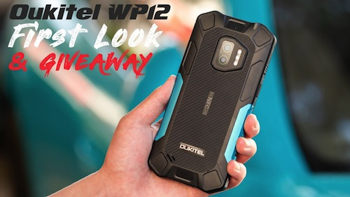 Oukitel WP12 Pro Specifications in Nigeria nigeriantech.com.ng