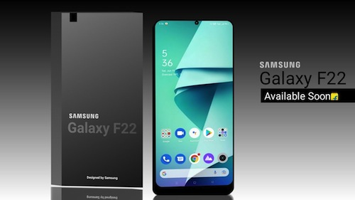 Samsung Galaxy F22 Specifications & Price in Nigeria nth Nigeriantech.com.ng