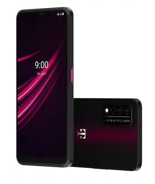 T-Mobile REVVL V+5G Specifications in Nigeria nth nigeriantech.com.ng