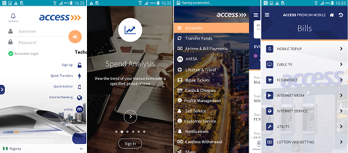 Access Mobile Banking Application in Nigeria (Users Guide) nth Nigeriantech.com.ng