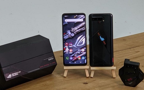 Asus ROG Phone 5s Pro Specifications & Price Nigeria Nigeriantech.com.ng