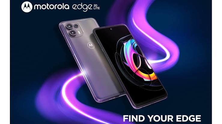 Motorola Edge 20 lite Specifications & Price in Nigeria Nigeriantech.com.ng