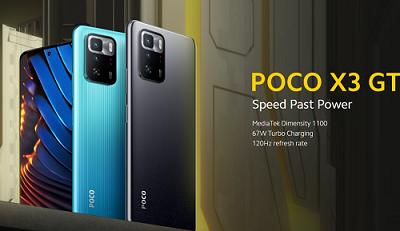 POCO-X3-GT Specifications & Price in Nigeria nigeriantech.com.ng