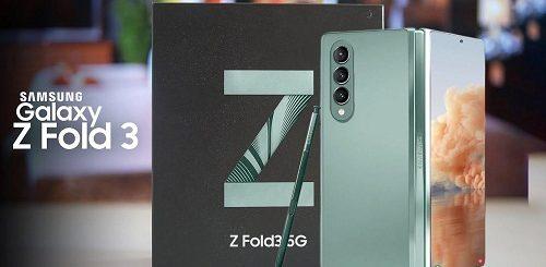 Samsung Galaxy Z Fold 3 5G Specifications & Price in Nigeria Nigeriantech.com.ng