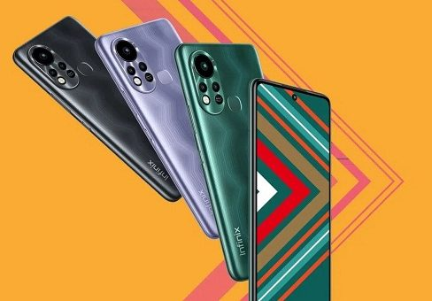Infinix HOT 11 Specifications & Price in Nigeria nth Nigeriantech.com.ng