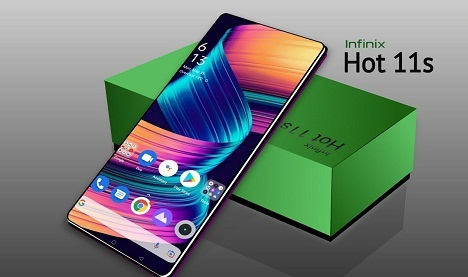 Infinix HOT 11s Specifications & Price in Nigeria nth Nigeriantech.com.ng