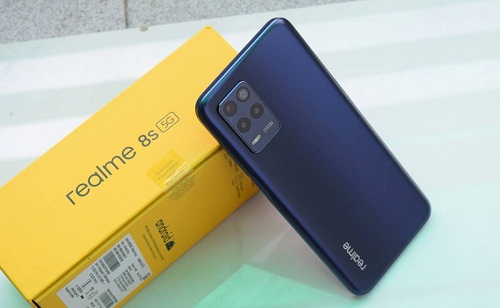 Oppo Realme 8s 5G Specifications & Price in Nigeria Nigeriantech.com.ng