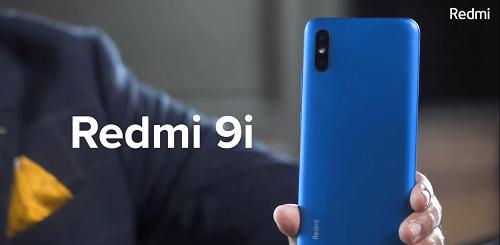 Xiaomi Redmi 9i Sport Specifications & Price in Nigeria nth Nigeriantech.com.ng