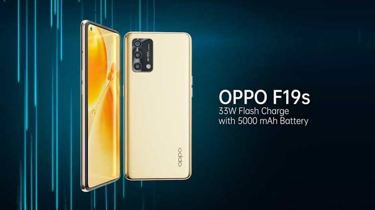 Oppo F19s Specification & Price Nigeriantech.com.ng
